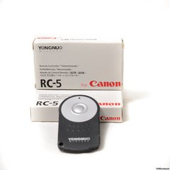 Yongnuo Infrared Remote Control RC-5 for Canon