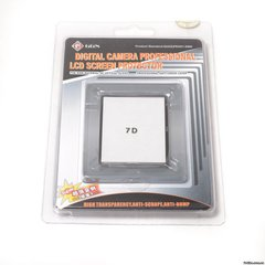 GGS LCD Screen Protector For Canon EOS 7D