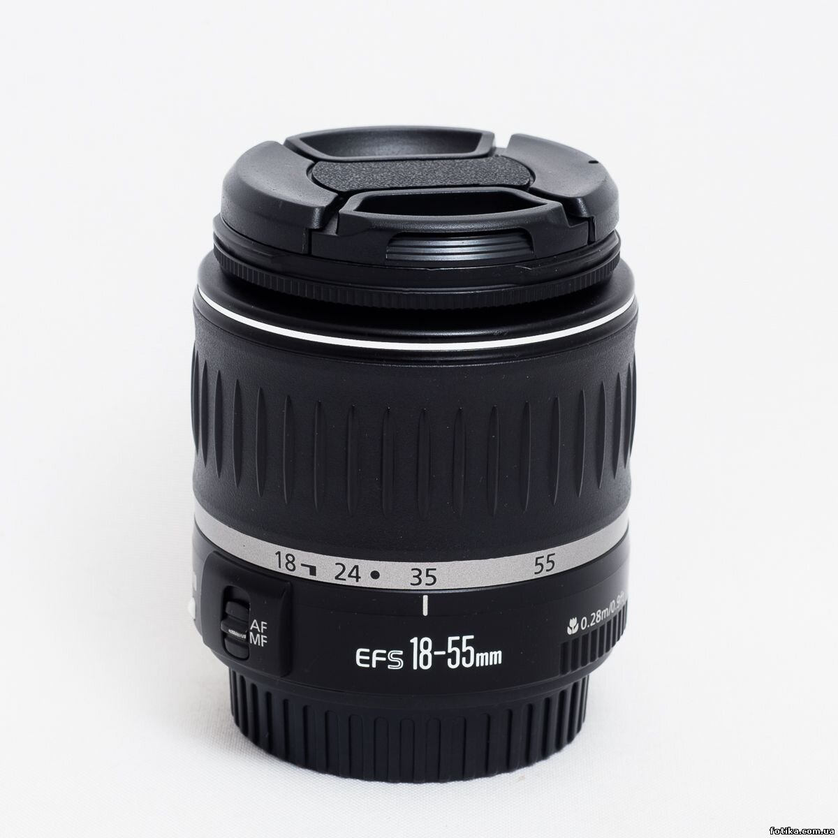 Об'єктив Canon Zoom Lens EF-S 18-55mm f/3.5-5.6