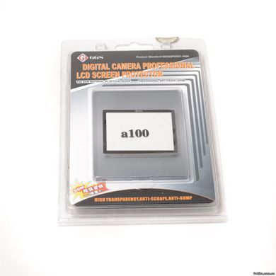 GGS LCD Screen Protector For Sony a100